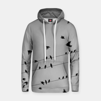 Miniatur Time to fly away Hoodie, Live Heroes