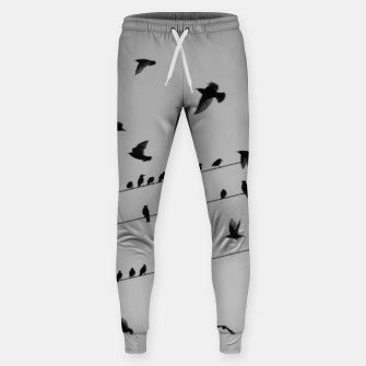 Miniatur Time to fly away Sweatpants, Live Heroes