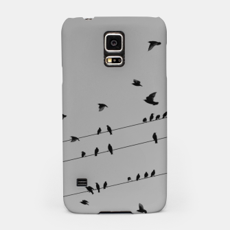 Miniatur Time to fly away Samsung Case, Live Heroes