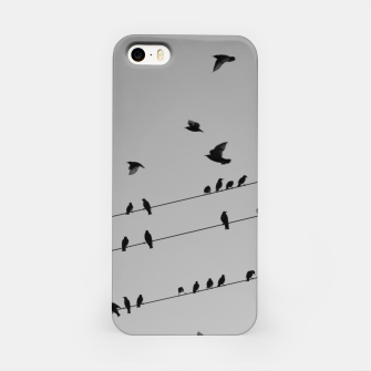 Thumbnail image of Time to fly away iPhone Case, Live Heroes