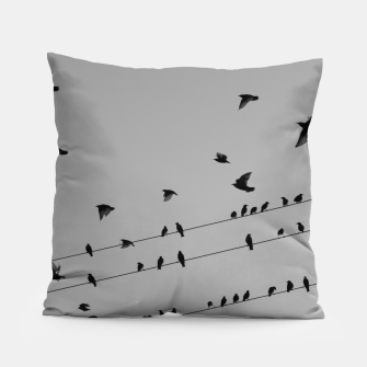 Miniatur Time to fly away Pillow, Live Heroes