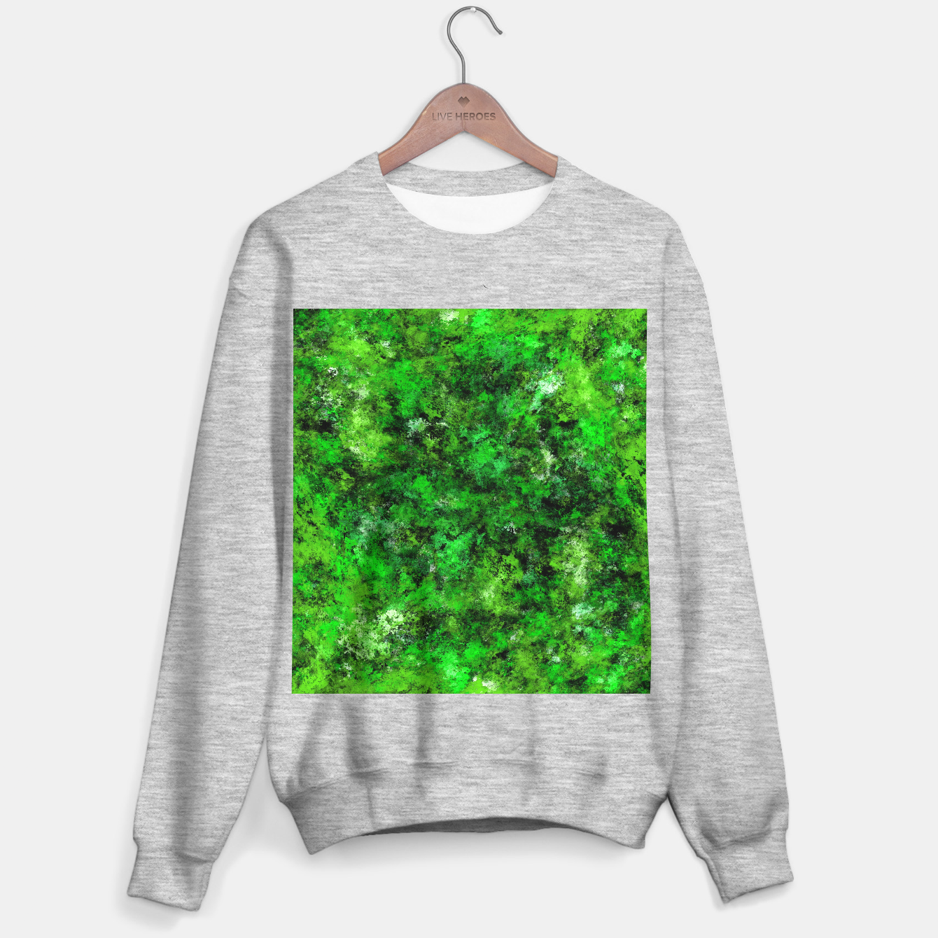 Image of An inconvenient obstacle Sweater regular - Live Heroes