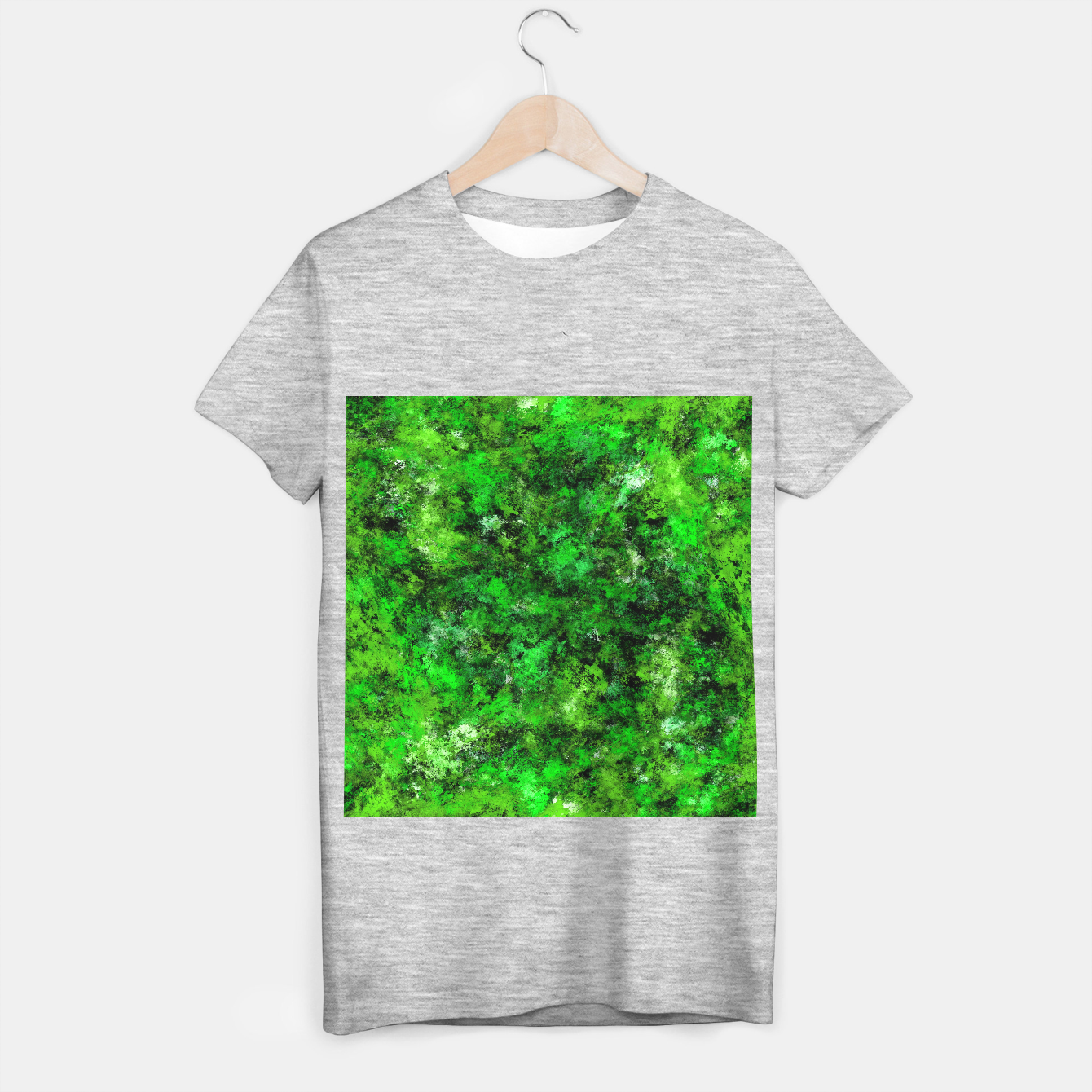 Image of An inconvenient obstacle T-shirt regular - Live Heroes