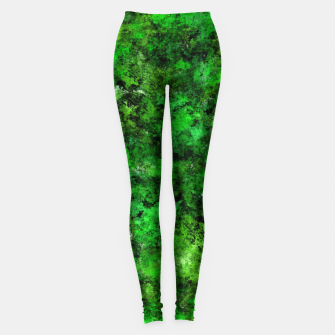 Thumbnail image of An inconvenient obstacle Leggings, Live Heroes