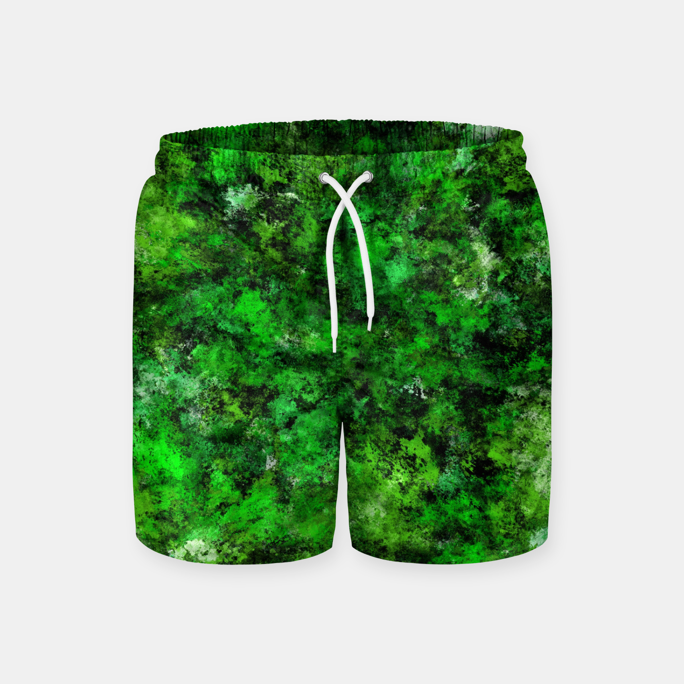Image of An inconvenient obstacle Swim Shorts - Live Heroes