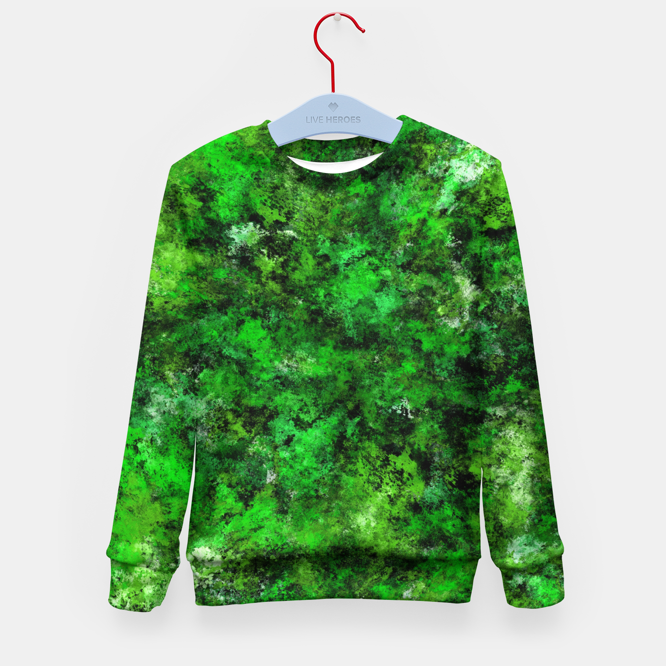 Image of An inconvenient obstacle Kid's sweater - Live Heroes