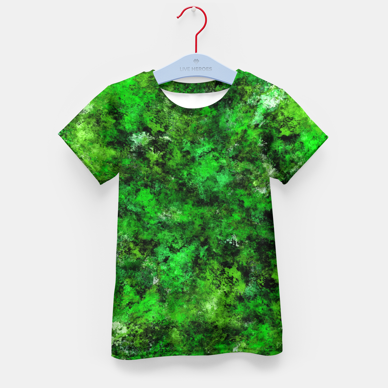 Image of An inconvenient obstacle Kid's t-shirt - Live Heroes