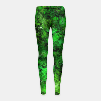 Thumbnail image of An inconvenient obstacle Girl's leggings, Live Heroes