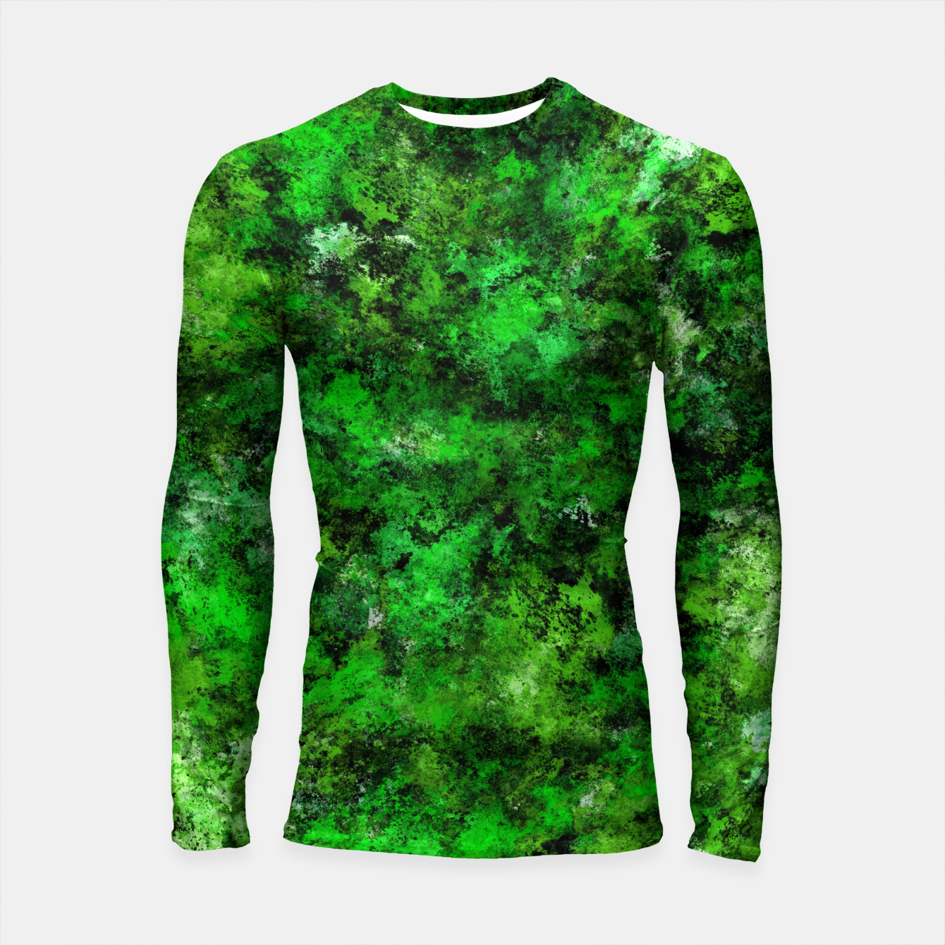 Image of An inconvenient obstacle Longsleeve rashguard  - Live Heroes