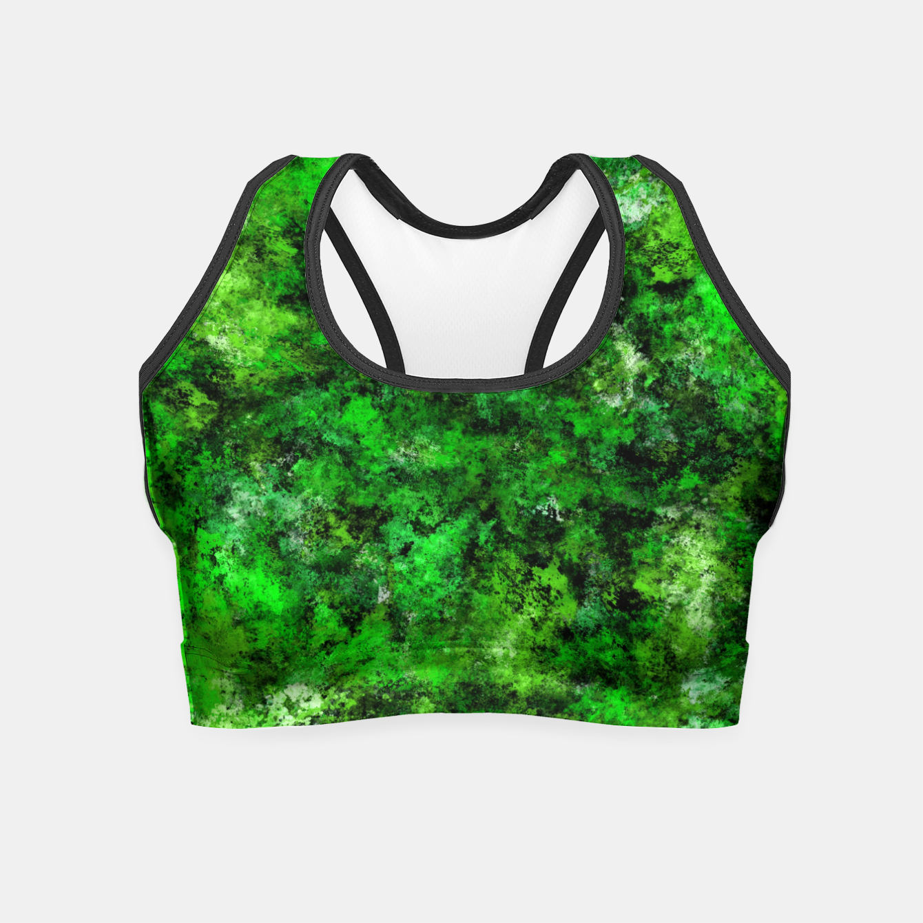 Image of An inconvenient obstacle Crop Top - Live Heroes