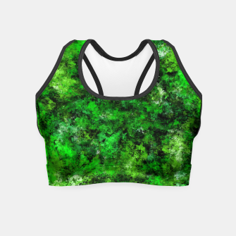 Thumbnail image of An inconvenient obstacle Crop Top, Live Heroes