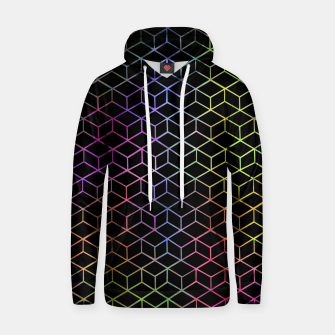 Thumbnail image of Colorful Cubes Hoodie, Live Heroes