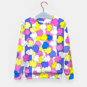 Thumbnail image of Candied Popcorn Kid's sweater, Live Heroes