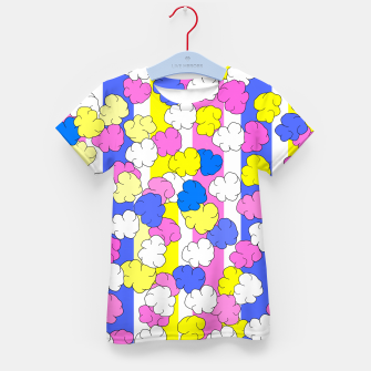 Thumbnail image of Candied Popcorn Kid's t-shirt, Live Heroes