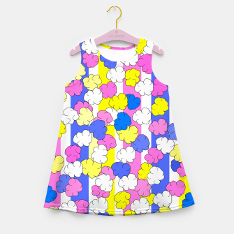 Thumbnail image of Candied Popcorn Girl's summer dress, Live Heroes