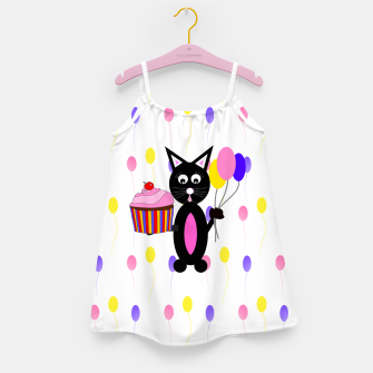 Thumbnail image of Party Animal  Girl's dress, Live Heroes