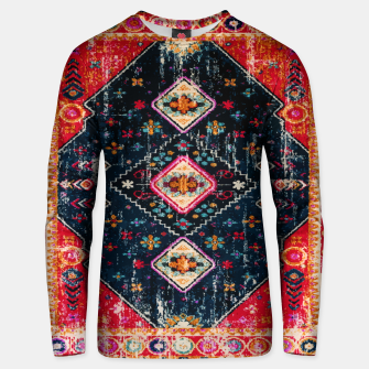 Thumbnail image of Heritage Vintage Traditional Moroccan Style Design Unisex sweater, Live Heroes