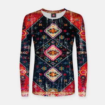Thumbnail image of Heritage Vintage Traditional Moroccan Style Design Women sweater, Live Heroes