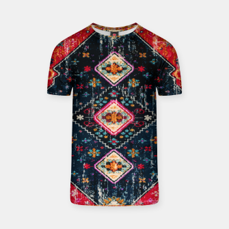 Miniaturka Heritage Vintage Traditional Moroccan Style Design T-shirt, Live Heroes