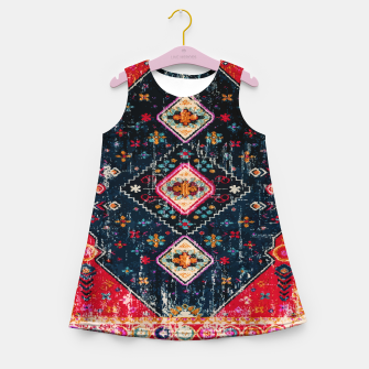 Miniaturka Heritage Vintage Traditional Moroccan Style Design Girl's summer dress, Live Heroes