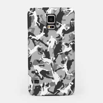Thumbnail image of Basketball Camo URBAN WINTER Samsung Case, Live Heroes