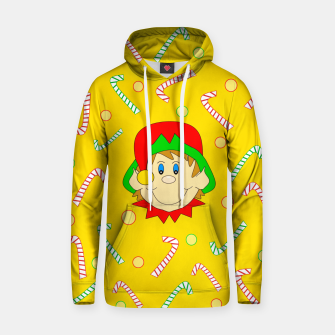 Thumbnail image of Christmas Elf Hoodie, Live Heroes