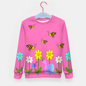 Imagen en miniatura de Cute Nature Kid's sweater, Live Heroes
