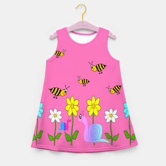 Thumbnail image of Cute Nature Girl's summer dress, Live Heroes