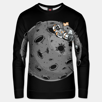 Thumbnail image of Chill Astronaut Unisex sweater, Live Heroes