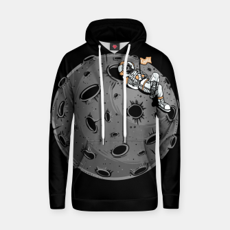 Miniatur Chill Astronaut Hoodie, Live Heroes