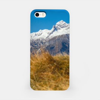 Thumbnail image of Majestic mountain Triglav, Slovenia iPhone Case, Live Heroes