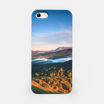 Thumbnail image of Stunning autumn scenery from Šilentabor, Slovenia iPhone Case, Live Heroes