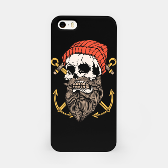 Thumbnail image of Skull Anchor iPhone Case, Live Heroes