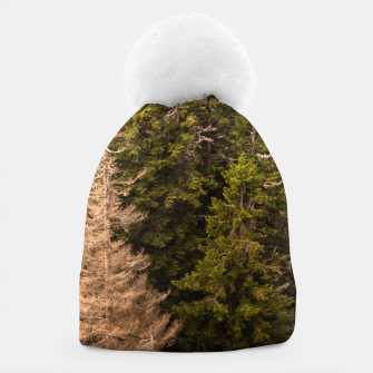 Thumbnail image of Old spruce tree standing proud Beanie, Live Heroes