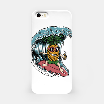 Thumbnail image of Pineapple Surfer iPhone Case, Live Heroes