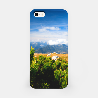 Thumbnail image of Autumn mountain scenery iPhone Case, Live Heroes