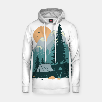 Back to Nature Hoodie Bild der Miniatur