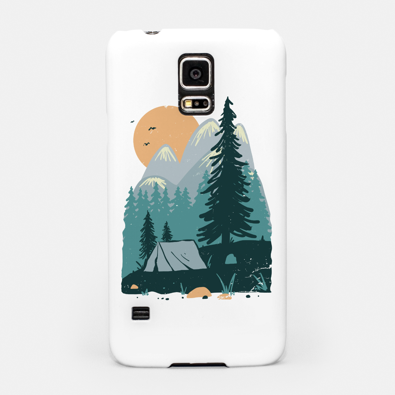 Foto Back to Nature Samsung Case - Live Heroes
