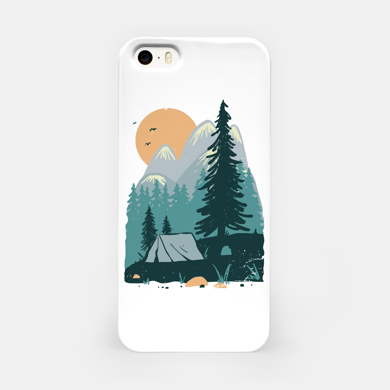 Image de Back to Nature iPhone Case - Live Heroes