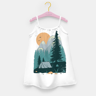 Miniature de image de Back to Nature Girl's dress, Live Heroes