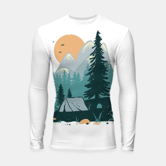 Back to Nature Longsleeve rashguard  miniature