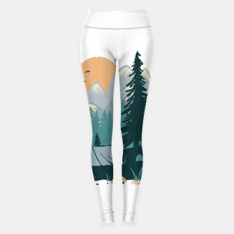 Back to Nature Leggings Bild der Miniatur