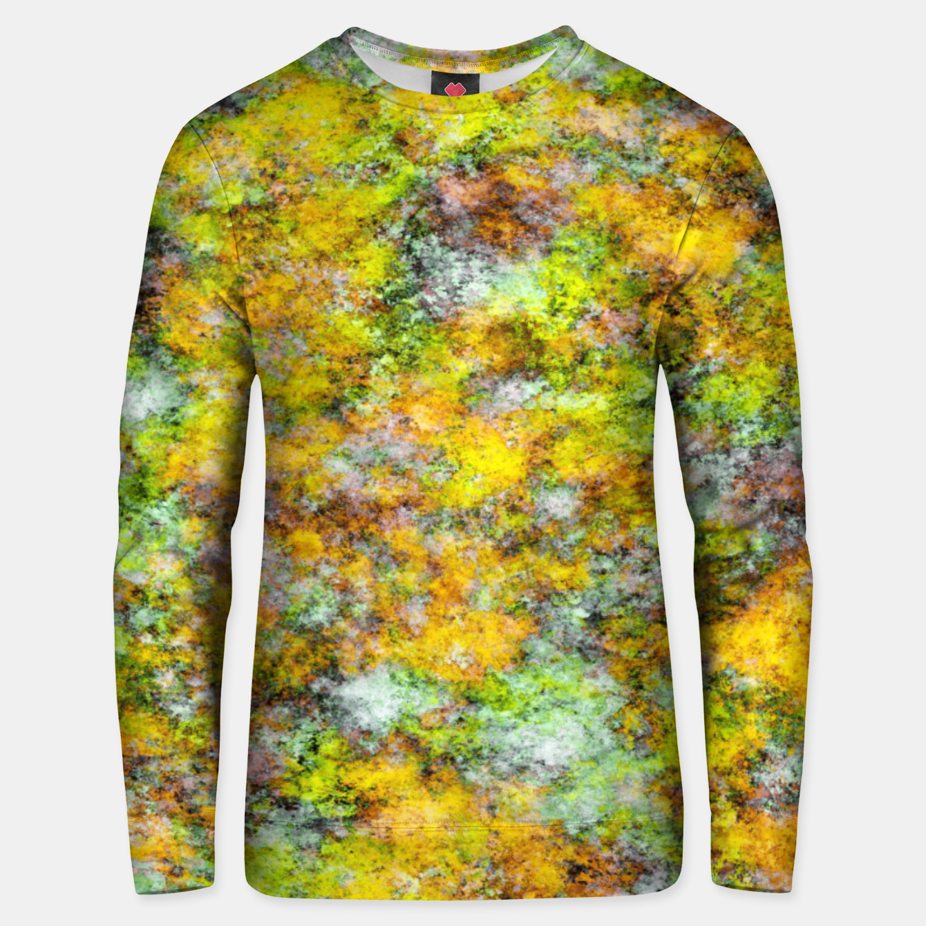 Image of Scrambled eggs Unisex sweater - Live Heroes