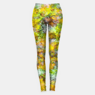 Scrambled eggs Leggings thumbnail image
