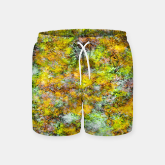 Scrambled eggs Swim Shorts thumbnail image