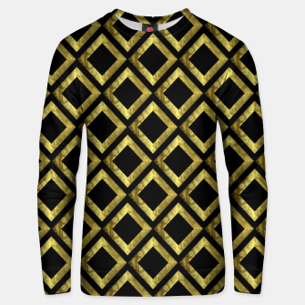 Thumbnail image of Gold Diamonds Unisex sweater, Live Heroes