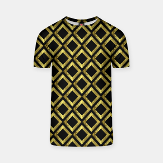 Thumbnail image of Gold Diamonds T-shirt, Live Heroes