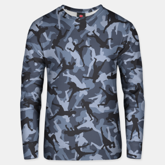 Thumbnail image of MMA Camo URBAN WARRIOR Unisex sweater, Live Heroes