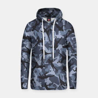 Thumbnail image of MMA Camo URBAN WARRIOR Hoodie, Live Heroes