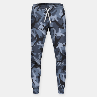 Thumbnail image of MMA Camo URBAN WARRIOR Sweatpants, Live Heroes